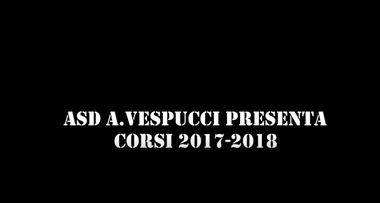 ASD A. Vespucci – Corsi 2017/2018